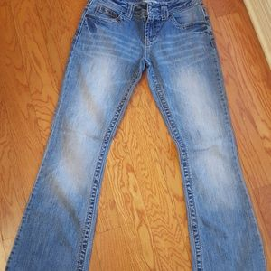 Maurices 0 short bootcut jeans